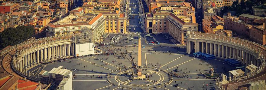 organiser sa visite au vatican