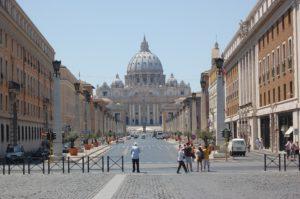 découvrir le vatican